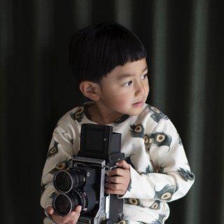 arkakama BASIC / Peacock   SPD L/S Sweatshirt