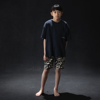 arkakama BASIC : sumidot  HALF PANTS