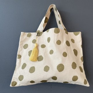 THIS IS a DOT  SCHOOLBAG