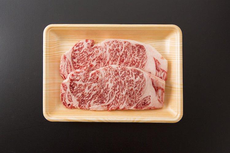 鹿児島産黒毛和牛 ステーキ(サーロイン) 200g×2