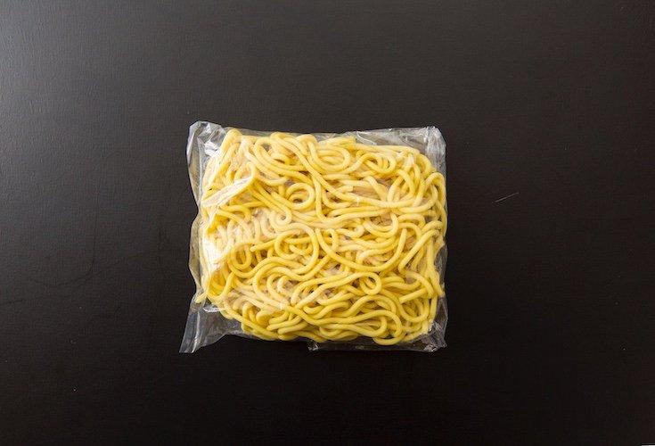 ちゃんぽん麺 150g