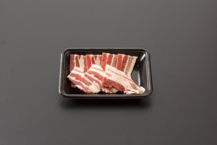 鹿児島うんまか豚 バラ(焼肉用) 150g