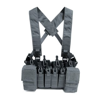 <img class='new_mark_img1' src='//img.shop-pro.jp/img/new/icons2.gif' style='border:none;display:inline;margin:0px;padding:0px;width:auto;' />DISRUPTIVE ENVIRONMENTS CHEST RIG X GREY (D3チェストリグX)