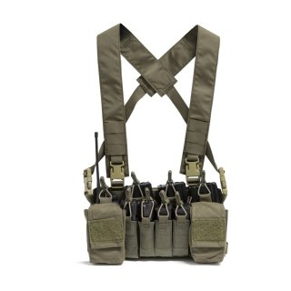 <img class='new_mark_img1' src='https://img.shop-pro.jp/img/new/icons7.gif' style='border:none;display:inline;margin:0px;padding:0px;width:auto;' />DISRUPTIVE ENVIRONMENTS CHEST RIG X RANGER GREEN (D3チェストリグX)
