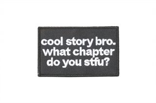 Griffon industries Cool Story bro パッチ