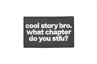 Griffon industries Cool Story bro パッチ