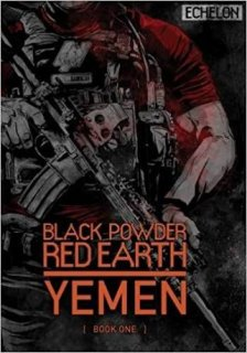 BLACK POWDER RED EARTH Yemen Book 1,2,3 Set
