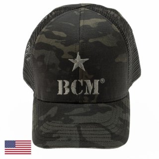 BCM Corps Hat, Mod 3 Multicam Black