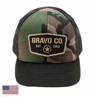 BCM Commando Hat, Mod4 M-81 Woodland