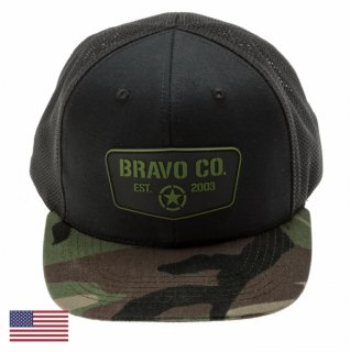 BCM Commando Hat, Mod 10 Black Woodland