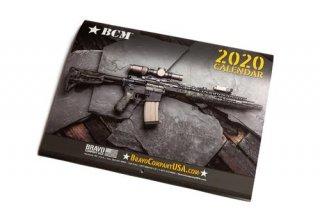 BCM CALENDAR 2020版
