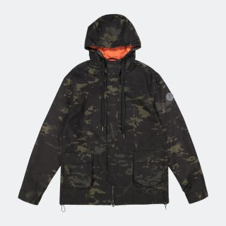 <img class='new_mark_img1' src='https://img.shop-pro.jp/img/new/icons1.gif' style='border:none;display:inline;margin:0px;padding:0px;width:auto;' />Multicam Black Wind Parka
