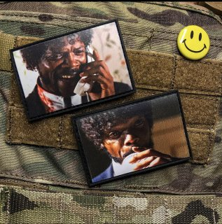 Movie Moral Patch set