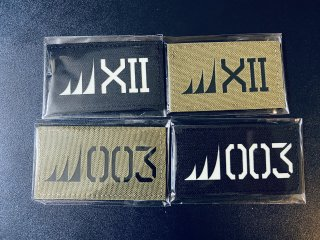 Coldharbor Callsign Patch
