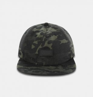 Qilo Tactical Multicam Black Strap back Cap