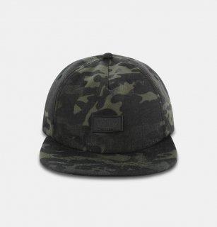 Qilo Tactical Multicam Black Strap back Cap