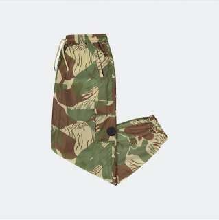 QLIO Tactical Rhodesian Brushstroke Cargo Track Pants