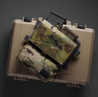 <img class='new_mark_img1' src='https://img.shop-pro.jp/img/new/icons15.gif' style='border:none;display:inline;margin:0px;padding:0px;width:auto;' />QLIO TACTICAL CONVERTIBLE Pouch Multicam