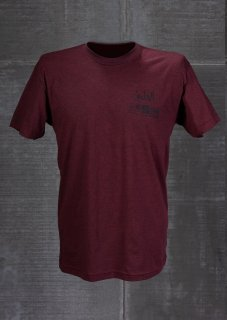 <img class='new_mark_img1' src='https://img.shop-pro.jp/img/new/icons15.gif' style='border:none;display:inline;margin:0px;padding:0px;width:auto;' />Cold harbor Crisis Troop Scorch Tee shirts Blood Red