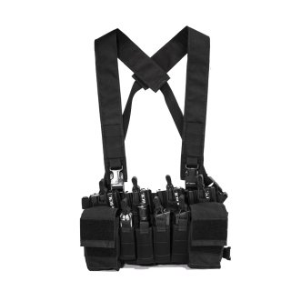 <img class='new_mark_img1' src='//img.shop-pro.jp/img/new/icons4.gif' style='border:none;display:inline;margin:0px;padding:0px;width:auto;' />DISRUPTIVE ENVIRONMENTS CHEST RIG X BLACK (D3チェストリグX)