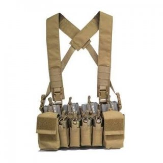<img class='new_mark_img1' src='https://img.shop-pro.jp/img/new/icons4.gif' style='border:none;display:inline;margin:0px;padding:0px;width:auto;' />DISRUPTIVE ENVIRONMENTS CHEST RIG X COYOTE (D3チェストリグX)