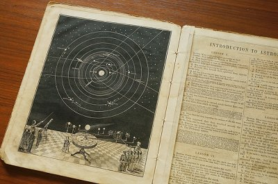 「Smith's Illustrated Astronomy」/アメリカ1862年