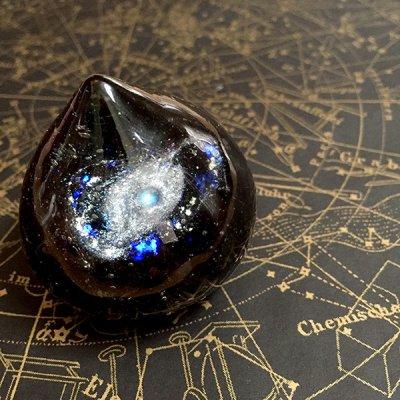 「宝珠オルゴナイト galaxy」