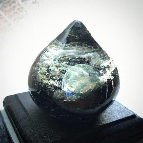 「宝珠オルゴナイト earth」