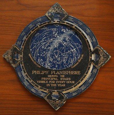 フィリップス星座早見盤