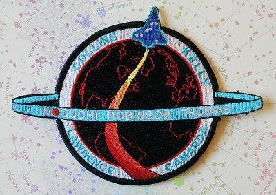 NASA 刺繍ワッペン