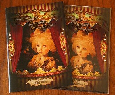 清水真理作品集「Dolls fantastic circus」