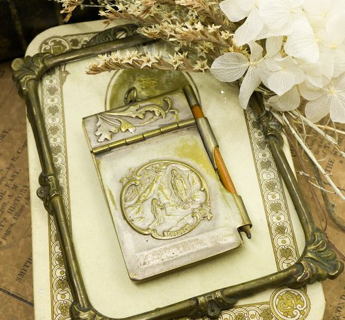 ルルドの泉のダンスカード