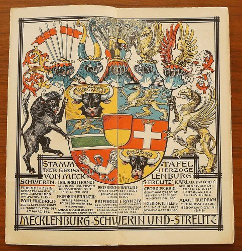 ミュンヘンカレンダー/ドイツ1903年