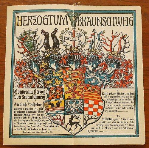 ミュンヘンカレンダー/ドイツ1908年