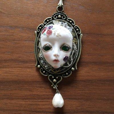 薔薇姫(姉)のネックレス