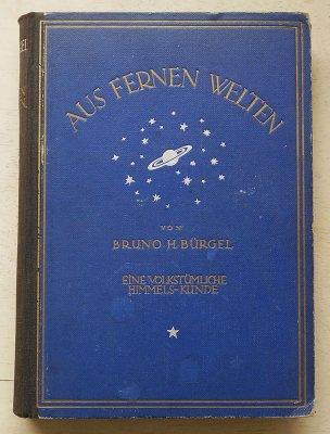 「遠い世界から/Aus fernen Welten」/ドイツ1920年