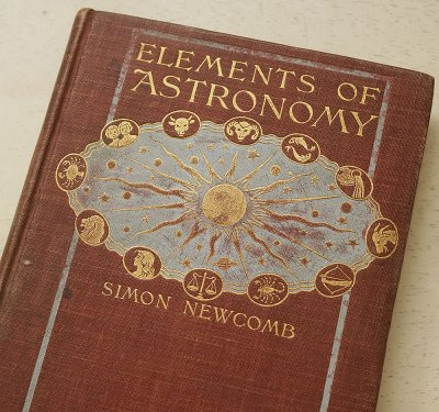 「Elements of Astronomy」/アメリカ1900年