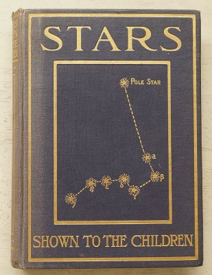 「STARS SHOWN TO THE CHILDREN」/アメリカ1910年代