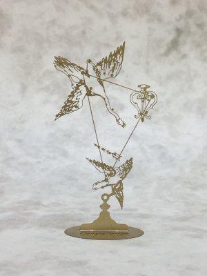 Constellation-コンステレイション-星座儀(夏の大三角) 真鍮製/プチ ラボラトワール -手のひらの研究所-