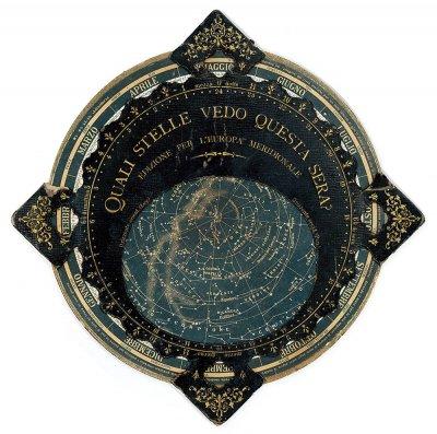 星座早見盤(イタリア製)