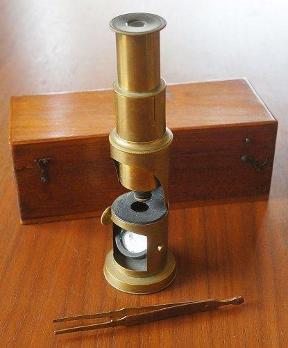 顕微鏡/イギリス製