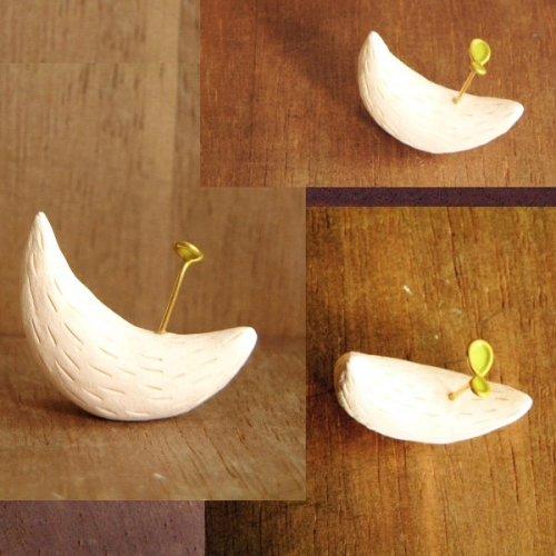 カオリト「月のふね」