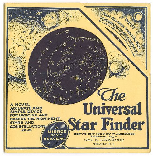 The Universal Star Finder (アメリカ製)