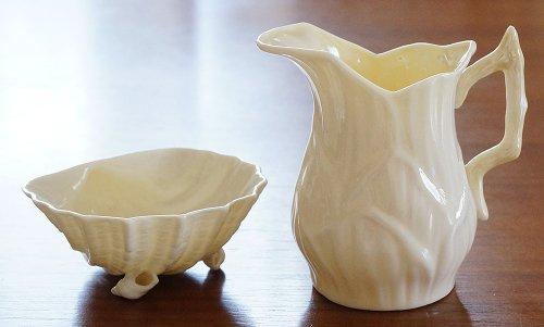 ベリーク/ミルクピッチャー&小皿