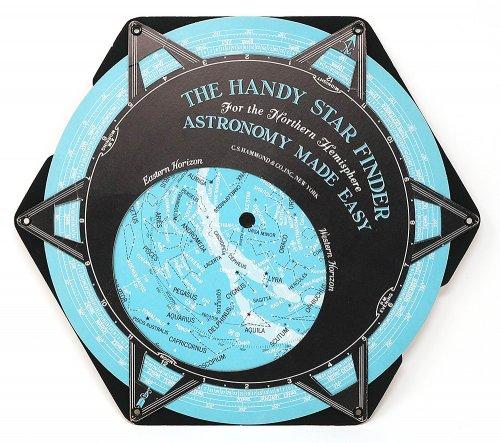 星座早見盤/HAMMOND'S HANDY STAR FINDER(アメリカ1950年頃)