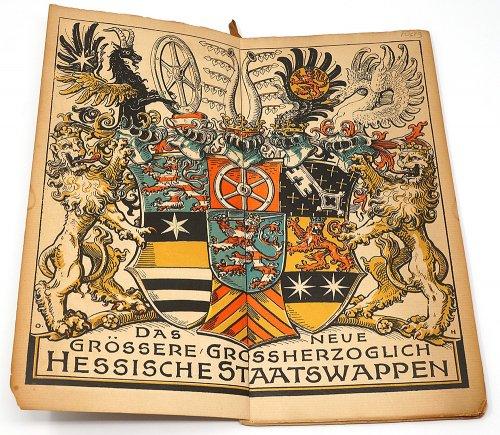 ミュンヘンカレンダー/ドイツ1907年
