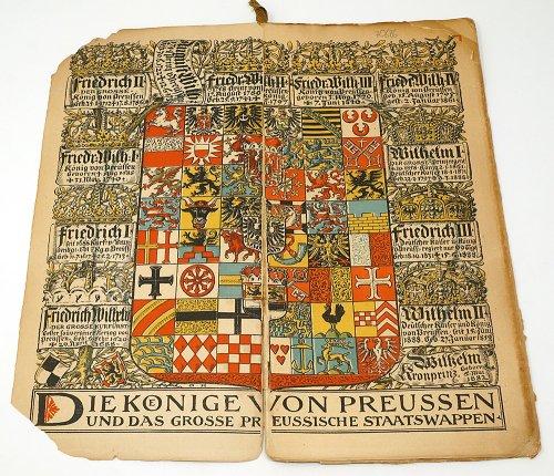 ミュンヘンカレンダー/ドイツ1897年