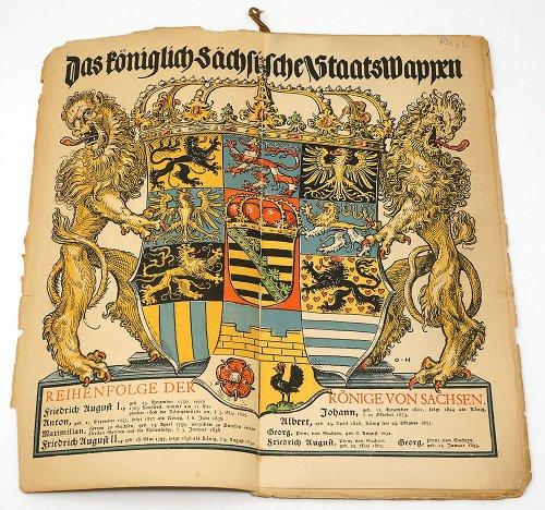 ミュンヘンカレンダー/ドイツ1899年