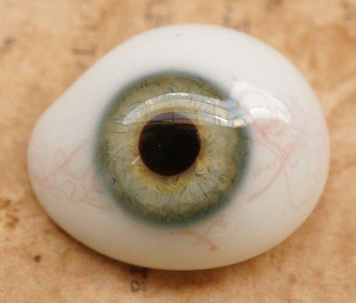 アンティーク・義眼(ドイツ・ラウシャ製)