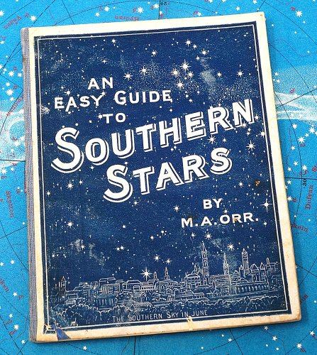 「AN EASY GUIDE TO SOUTHERN STARS」